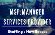 Top MSPs in Staffing